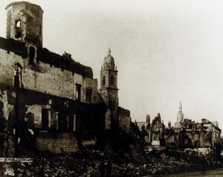 Ruines, Cambrai