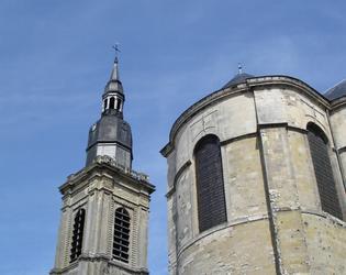 Eglise Saint-Géry, Cambrai