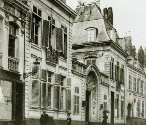 Hôtel de Simencourt