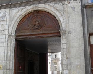 Portail de L'Hôtel de Grammont