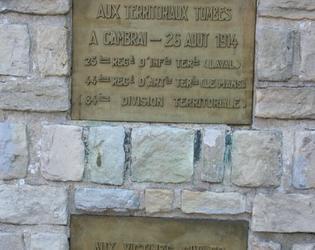 monument des territoriaux