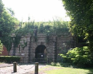 Porte Royale de la citadelle de Cambrai