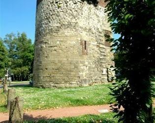 Tour des Sottes, Saint Fiacre Cambrai