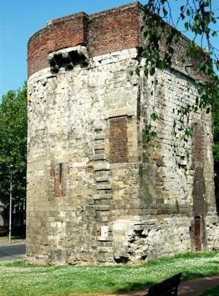 Tour des Sottes, saint FiacreCambrai