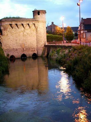 Tour des arquets, Cambrai