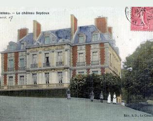 carte postale colorisée
