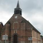 le Pommereuil l'église