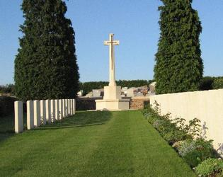 NEUVILLY COMMUNAL CEMETERY EXTENSION_1