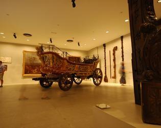 Musée de cambrai, Char