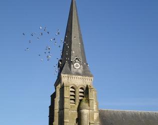 eglise de saint aubert