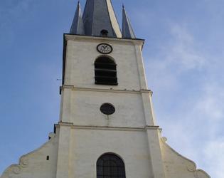 eglise saint martin de solesmes