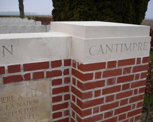 cantimpré cemetery sailly