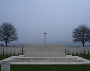 gouzeaucourt new british cemetery