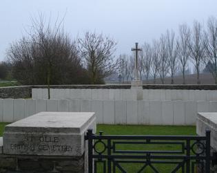 st olle british cemetery