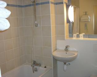 salle de bain camotel