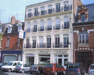 facade hôtel de france