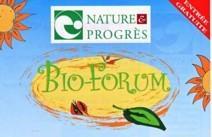 nature et progrès - forum bio