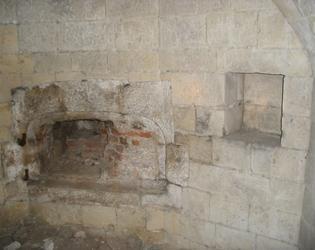 détails souterrains citadelle