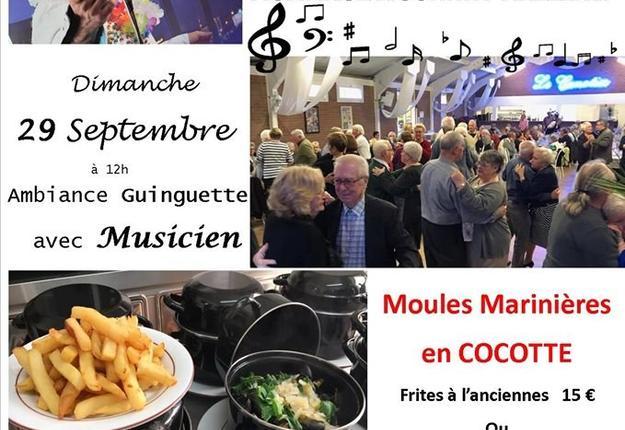 moules frites canotier 2019