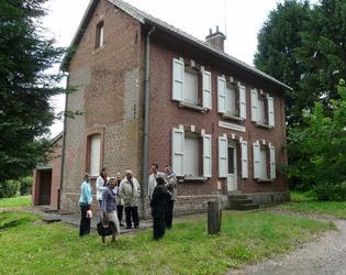 """""""Wilfred Owen: La Maison Forestière"""" un projet de Simon Patterson"""