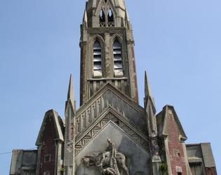 Eglise Masnières