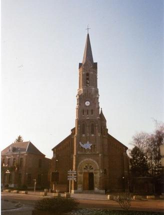 Eglise Saint-Pierre d'Escaudoeuvres