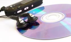 lecteur mp3 sur un cd