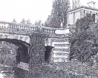 Bethencourt Château et douve