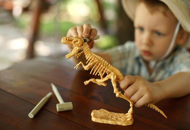 atelier enfant archéologie