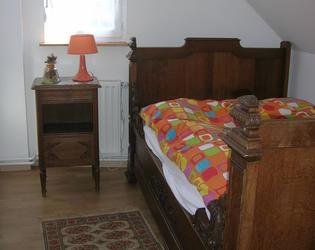 petite chambre gîte abancourt
