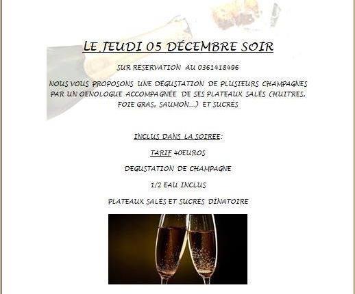 champagne Malincourt