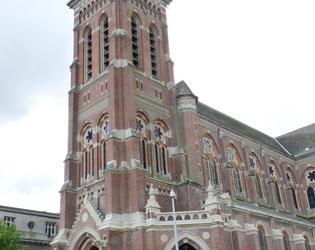 Basilique Sainte Maxellende