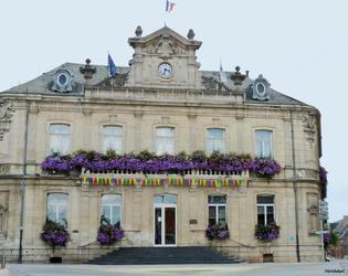 Hotel de ville de Caudry