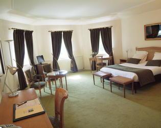 Chambre Deluxe au 2ème étage du Château