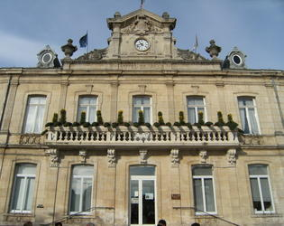 Hôtel de ville de Caudry