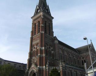 Basilique Sainte-Maxellende