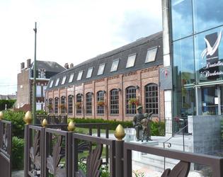 Musée des dentelles et broderies Caudry -