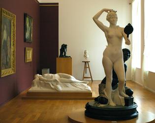 Carlier, Ingres, Rodin, Camille Claudel,...