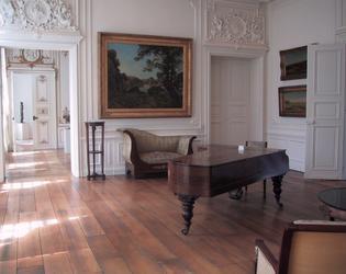 Salle du pianoforte, musee des beaux arts de Cambr