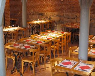 Salle brasserie Abbaye du Catea