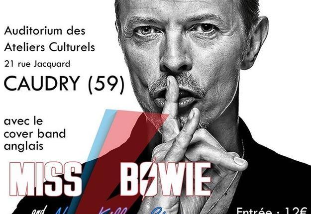 David Bowie concert hommage 2020