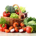 légumes jardin bio