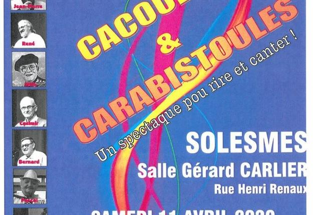 cacoules et carabistoules