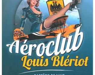 logo Aeroclub Louis Bleriot
