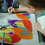 Ateliers récré artistes Matisse