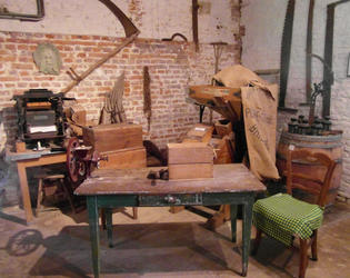 Musee du Moulin Lamour