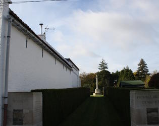Proville british cemetery