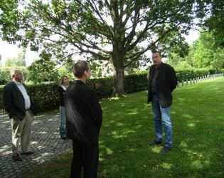 Cimetière allemand de Walincourt