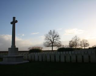 Le Cateau Cemetery