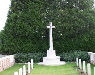 Inchy communal cemetery